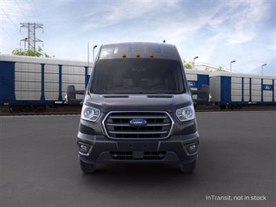 2020 Ford Transit 350 HD High Roof DRW RWD, Passenger Wagon #FU0587 - photo 8