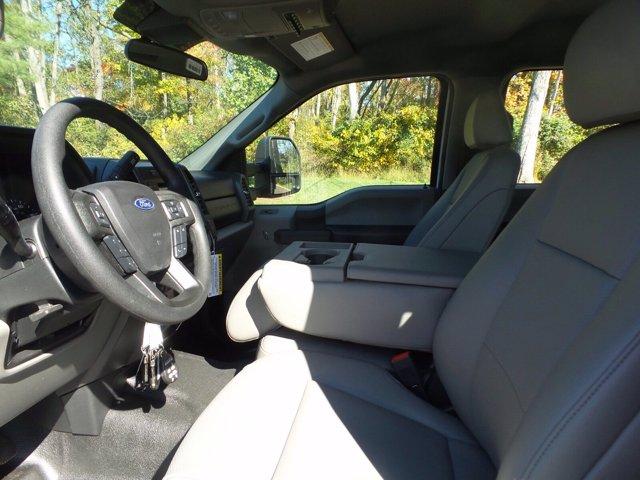 2020 Ford F-550 Crew Cab DRW 4x4, Reading Landscaper SL Landscape Dump #FU0599 - photo 10