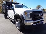 2020 Ford F-550 Crew Cab DRW 4x4, Reading Landscaper SL Landscape Dump #FU0600 - photo 4