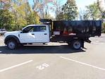 2020 Ford F-550 Crew Cab DRW 4x4, Reading Landscaper SL Landscape Dump #FU0600 - photo 8