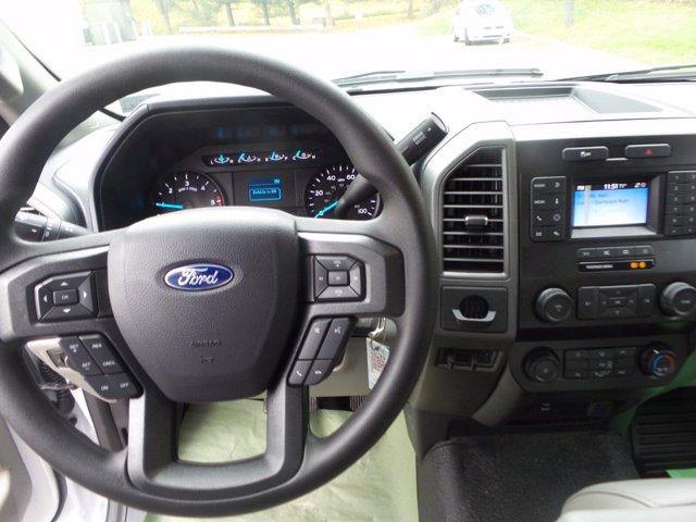 2020 Ford F-550 Regular Cab DRW RWD, PJ's Stake Bed #FU0601 - photo 10