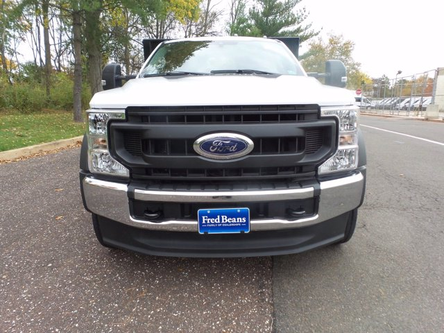 2020 Ford F-550 Regular Cab DRW RWD, PJ's Stake Bed #FU0601 - photo 3