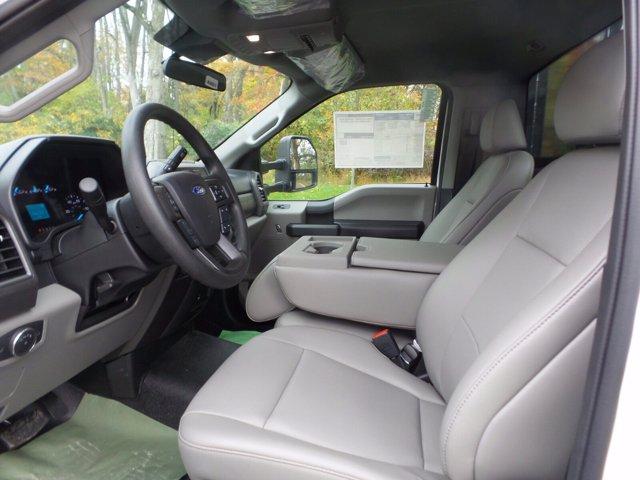 2020 Ford F-550 Regular Cab DRW RWD, PJ's Stake Bed #FU0601 - photo 9