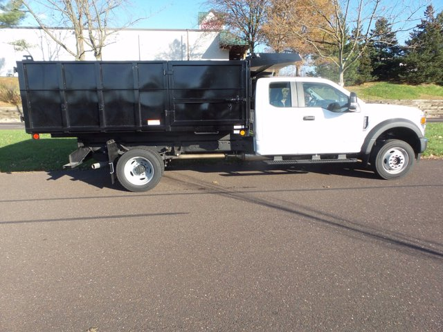 2020 Ford F-450 Super Cab DRW 4x4, Reading Landscaper SL Landscape Dump #FU0611 - photo 5