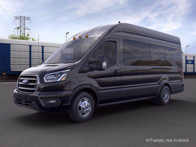 2020 Ford Transit 350 HD High Roof DRW RWD, Passenger Wagon #FU0613 - photo 3