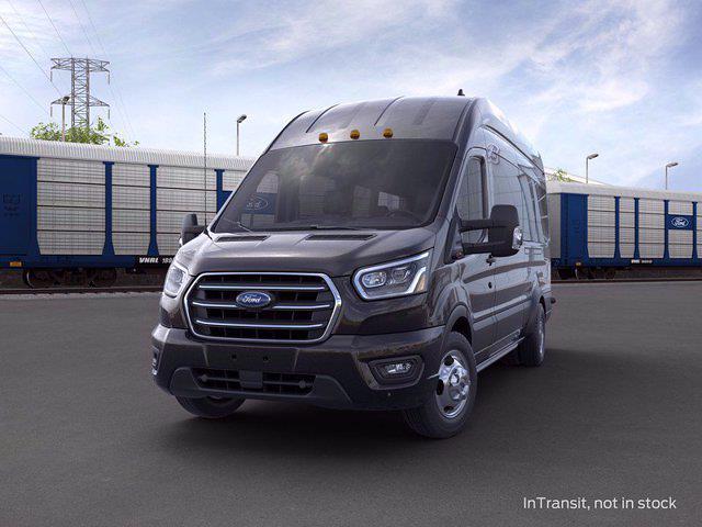2020 Ford Transit 350 HD High Roof DRW 4x2, Passenger Wagon #FU0613 - photo 4