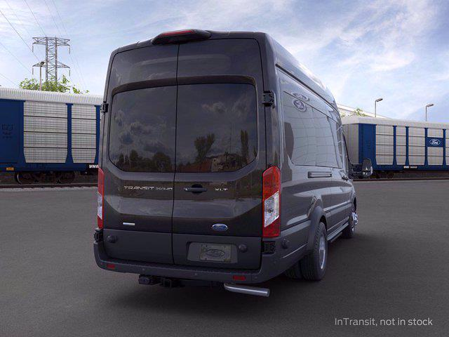 2020 Ford Transit 350 HD High Roof DRW RWD, Passenger Wagon #FU0613 - photo 2