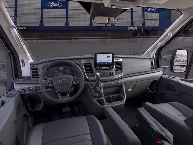 2020 Ford Transit 350 HD High Roof DRW 4x2, Passenger Wagon #FU0613 - photo 9