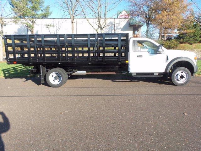 2020 Ford F-550 Regular Cab DRW 4x2, PJ's Stake Bed #FU0635 - photo 5