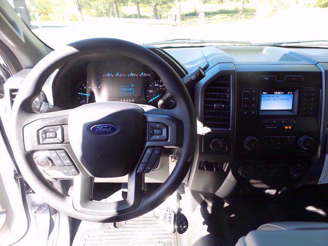 2020 Ford F-550 Regular Cab DRW 4x4, Rugby Eliminator LP Steel Dump Body #FU0636 - photo 10