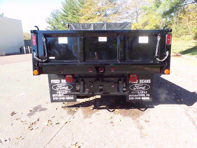 2020 Ford F-550 Regular Cab DRW 4x4, Rugby Eliminator LP Steel Dump Body #FU0636 - photo 7