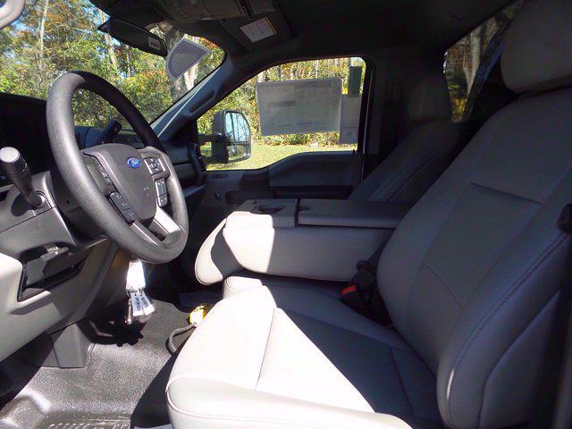 2020 Ford F-550 Regular Cab DRW 4x4, Rugby Eliminator LP Steel Dump Body #FU0636 - photo 9