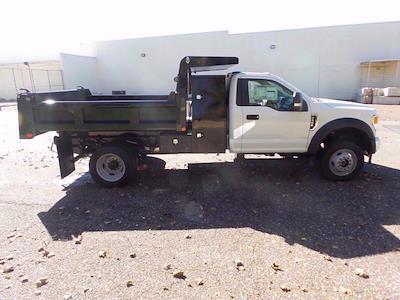 2020 Ford F-550 Regular Cab DRW 4x4, Rugby Eliminator LP Steel Dump Body #FU0801 - photo 5