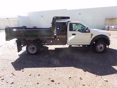 2020 Ford F-550 Regular Cab DRW 4x4, Rugby Eliminator LP Steel Dump Body #FU0636 - photo 5