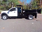 2020 Ford F-550 Regular Cab DRW 4x4, Rugby Eliminator LP Steel Dump Body #FU0636 - photo 8