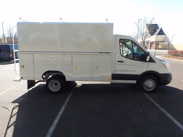 2020 Ford Transit 350 HD DRW 4x2, Reading Aluminum CSV Service Utility Van #FU0645 - photo 5