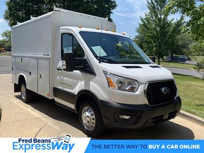 2020 Ford Transit 350 HD DRW 4x2, Reading Aluminum CSV Service Utility Van #FU0645 - photo 1