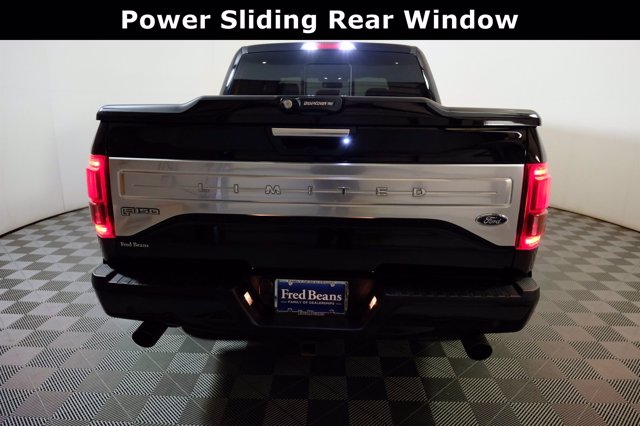 2017 Ford F-150 SuperCrew Cab 4x4, Pickup #FU06541 - photo 13