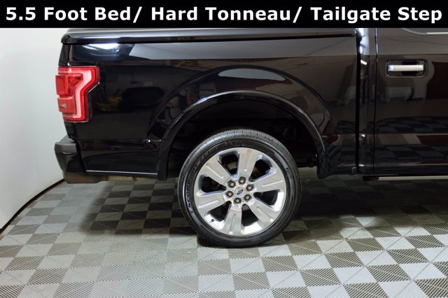 2017 Ford F-150 SuperCrew Cab 4x4, Pickup #FU06541 - photo 9