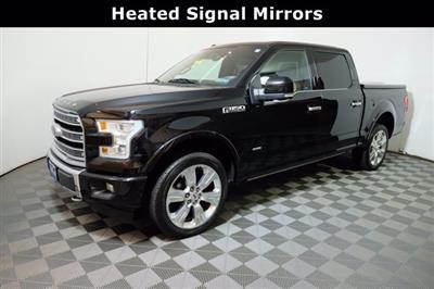 2017 Ford F-150 SuperCrew Cab 4x4, Pickup #FU06541 - photo 18