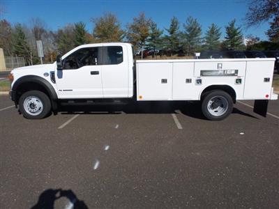 2020 Ford F-450 Super Cab DRW 4x4, Service Body #FU0670 - photo 8