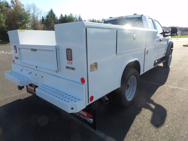 2020 Ford F-450 Super Cab DRW 4x4, Reading Classic II Steel Service Body #FU0683 - photo 6