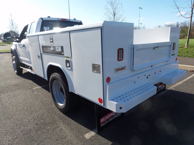 2020 Ford F-450 Super Cab DRW 4x4, Reading Classic II Steel Service Body #FU0683 - photo 2