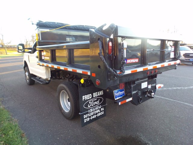 2020 Ford F-350 Regular Cab DRW 4x4, Morgan Dump Body #FU0700 - photo 1