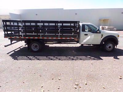 2020 Ford F-550 Regular Cab DRW 4x2, Stake Bed #FU0701 - photo 5