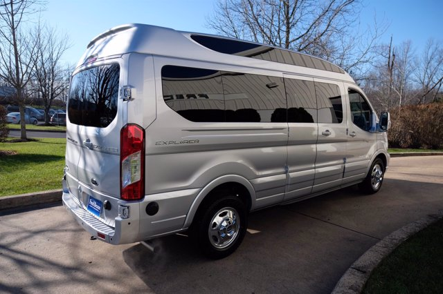 2020 Ford Transit 150 Low Roof AWD, Empty Cargo Van #FU0705 - photo 1