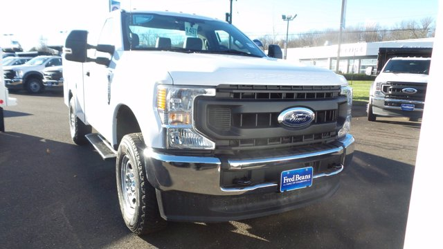2020 Ford F-350 Regular Cab 4x4, Service Body #FU0706 - photo 3