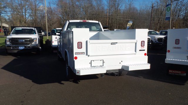 2020 Ford F-350 Regular Cab 4x4, Service Body #FU0706 - photo 2