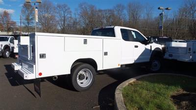 2020 Ford F-450 Super Cab DRW 4x4, Reading Classic II Steel Service Body #FU0708 - photo 3