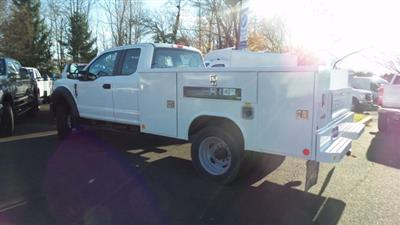 2020 Ford F-450 Super Cab DRW 4x4, Reading Classic II Steel Service Body #FU0708 - photo 2