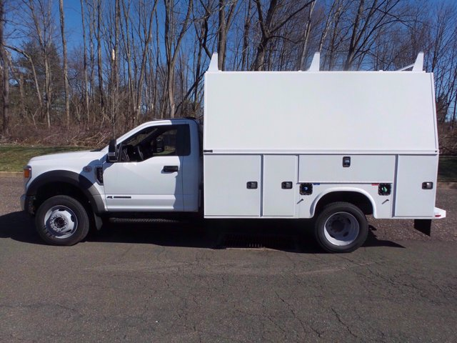 2020 Ford F-550 Regular Cab DRW 4x4, Knapheide KUVcc Service Body #FU0714 - photo 8