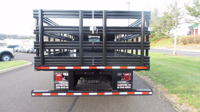 2020 Ford F-600 Regular Cab DRW 4x2, Stake Bed #FU0720 - photo 7