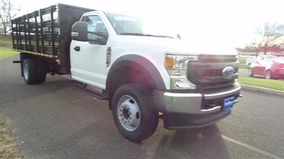 2020 Ford F-600 Regular Cab DRW 4x2, Stake Bed #FU0720 - photo 4