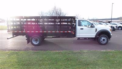 2020 Ford F-600 Regular Cab DRW 4x2, Stake Bed #FU0720 - photo 5