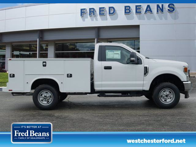 2020 Ford F-250 Regular Cab 4x4, Service Body #FU0723 - photo 4