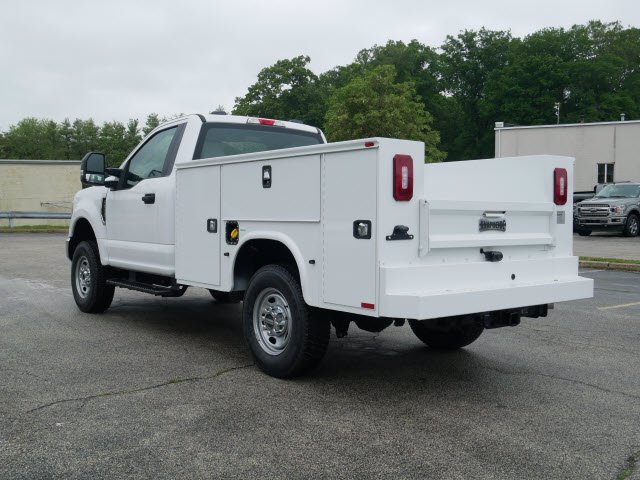 2020 Ford F-250 Regular Cab 4x4, Service Body #FU0723 - photo 2