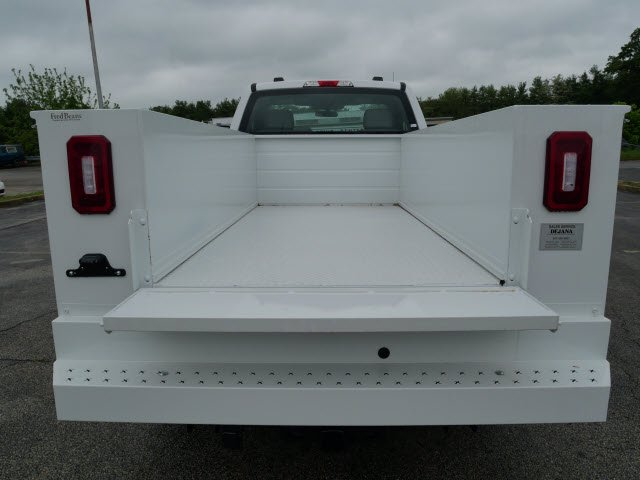 2020 Ford F-250 Regular Cab 4x4, Service Body #FU0723 - photo 6