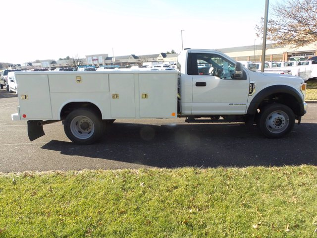 2020 Ford F-450 Regular Cab DRW 4x4, Reading Service Body #FU0732 - photo 5