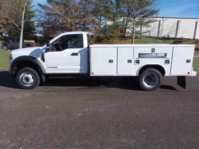 2020 Ford F-450 Regular Cab DRW 4x4, Reading Service Body #FU0732 - photo 8