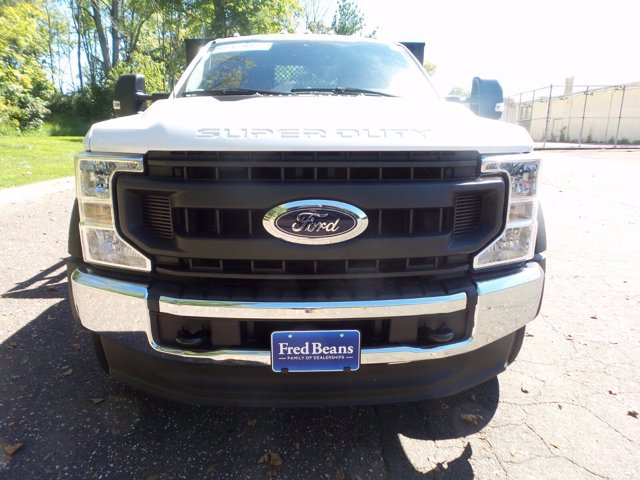2020 Ford F-550 Regular Cab DRW 4x2, Stake Bed #FU0747 - photo 3