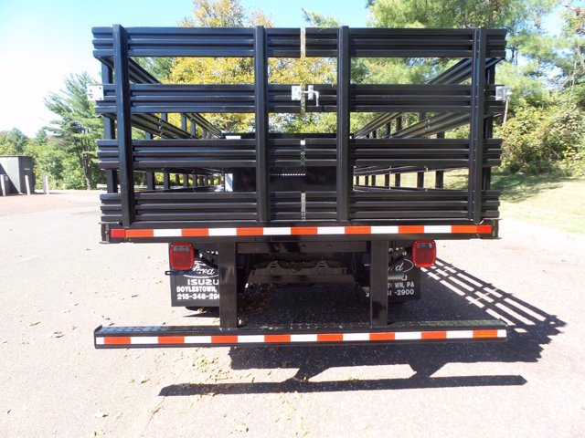 2020 Ford F-550 Regular Cab DRW 4x2, Stake Bed #FU0747 - photo 7
