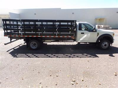 2020 Ford F-550 Regular Cab DRW 4x2, Stake Bed #FU0747 - photo 5