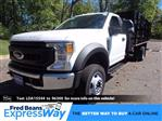 2020 Ford F-550 Regular Cab DRW 4x2, Stake Bed #FU0747 - photo 1