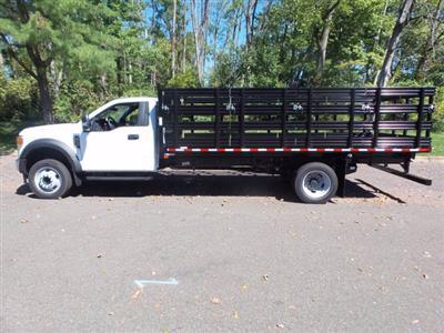 2020 Ford F-550 Regular Cab DRW 4x2, Stake Bed #FU0748 - photo 2