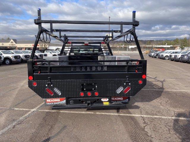 2020 Ford F-450 Super Cab DRW 4x4, Freedom Contractor Body #FU0751 - photo 7