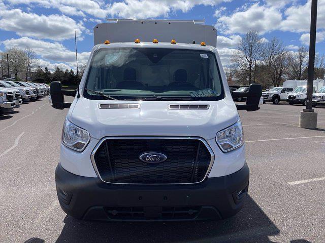 2020 Ford Transit 350 HD DRW AWD, Service Utility Van #FU0757 - photo 3